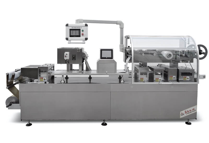 Download The Application And Development Of Tropical Blister Packing Machine Huale PSD Mockup Templates